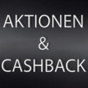 Angebote und Cashback